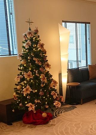 クリスマス ホテル